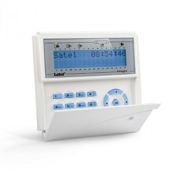 Клавиатура LCD INT-KLCDR-BL SATEL